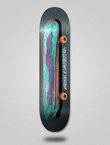 Hydroponic Monopatín Skate Skateboard Conspiracy 7.87