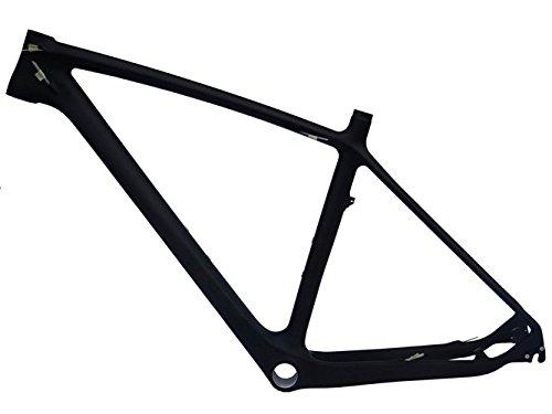 UD carbone mat Cadre vélo VTT 650B/27,5er (pour bb30) 43,2cm pour cadre de vélo