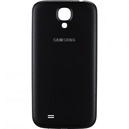 Samsung Galaxy S4 Akkudeckel Black Edition schwarz (Lederüberzug wie Note 3)