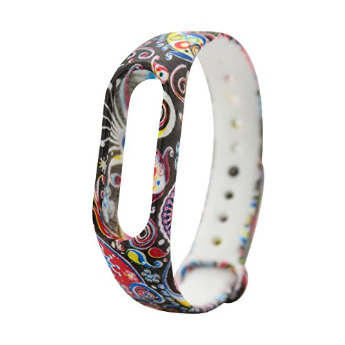 KIMODO Replacement Silica Gel Wristband Band Strap