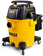 DeWALT 12 gallon Poly Wet/Dry Vac,Yellow,DXV12P