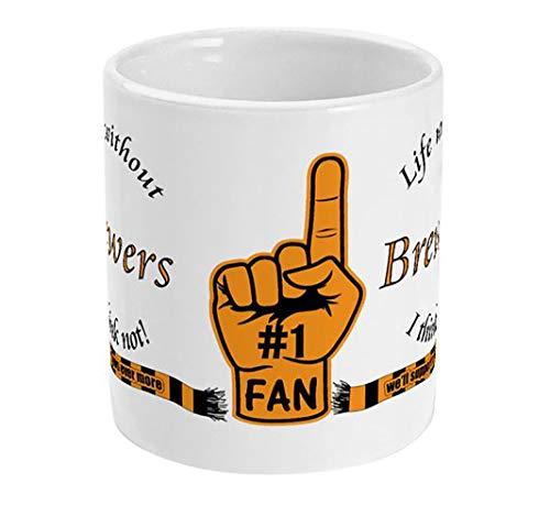 Burton Albion - 11oz Coffee Mug - Gifts for Football Fans