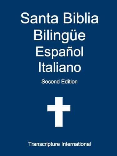 Santa Biblia Bilingüe Español Italiano (Spanish Edition)