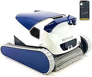 comprar comparacion DOLPHIN Blue Maxi 40i - Robot automático limpiafondos para Piscinas (Fondo y Paredes) Sistema de navegación preciso Clever...