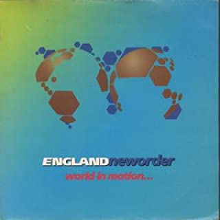World in motion.. (1990) / Vinyl single [Vinyl-Single 7'']