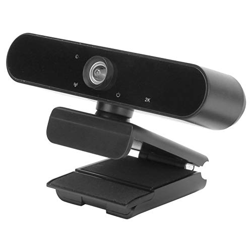 Xuzuyic 1080P 30FPS Webcam,USB High Definition CMOS Camera, for PC Video Conferencing/Calling/Gaming, Laptop/Desktop Mac