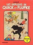 Les exploits de quick et flupke / recueil 6