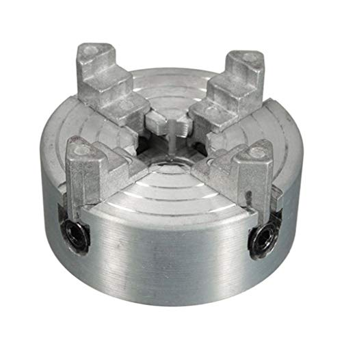 Yongse 1.8-56mm Mini Metaal 4 Jaw Draaibank Draaibank Accessoire