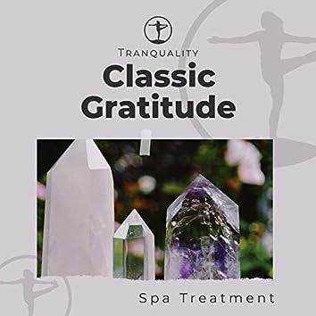 Classic Gratitude Spa Treatment