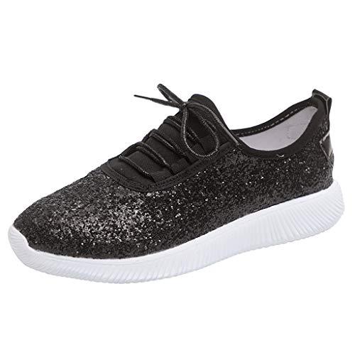 classement un comparer Baskets femme, chaussures de sport minceur mode, jogging, chaussures de marche plateforme…