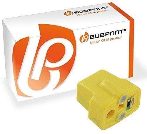 Bubprint Druckerpatrone kompatibel für HP 363 HP363 für Photosmart 3100 Series 3110 3210 3310 8250 C5150 C5180 C6180 C6280 C7180 C7280 C8180 Gelb