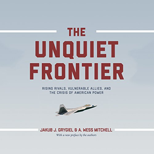 The Unquiet Frontier cover art