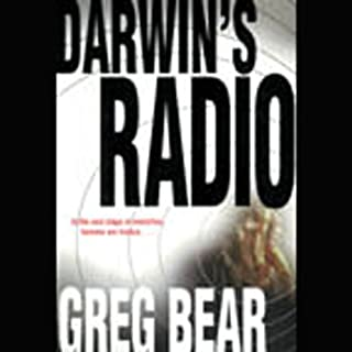 Darwin's Radio audiobook cover art