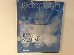 Microsoft Office Course 6463A Visual Studio 2008 ASP.NET 3.5