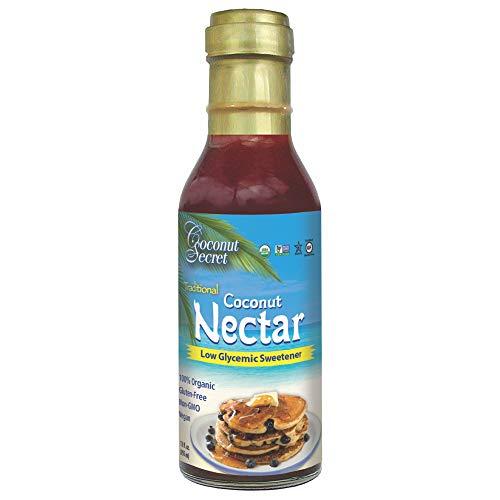Coconut Secret, Raw Coconut Nectar, niedrigem glykämischen Süßstoff, 12 fl oz (355 ml)