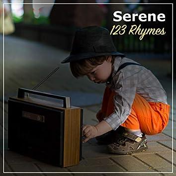 #Serene 123 Rhymes