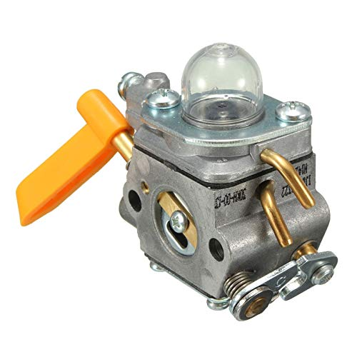 Carburador nuevo For carburador Ryobi Strimmer RBC30SESA RLT30CESA RPR3025JA 308054015 (Color : Silver)