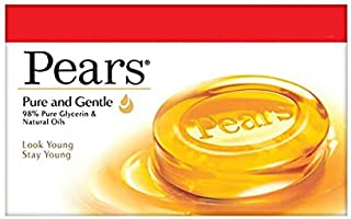 Pears Pure And Gentle Soap Bar, 125g (Pack Of 6)