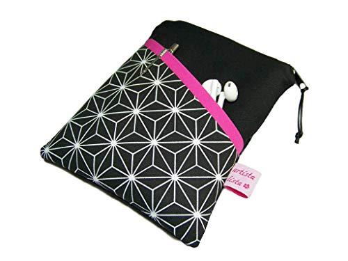 eReader Tasche Hexagon eBook Reader Tablet Hülle, Maßanfertigung bis max. 10,9