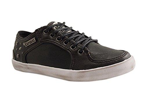 Kaporal Shoes - SAELA - Training Lacet - Noir
