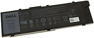 New Genuine Dell Precision 15 7510, 17 7710, 72WH 11.1V Battery 01V0PP 1V0PP