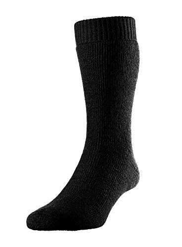 HJ Hall Damen Socken schwarz schwarz UK 4-7 (EUR 37-40)
