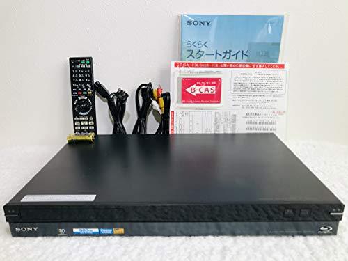 SONY 500GB 2チューナー ブルーレイレコーダー BDZ-AT700