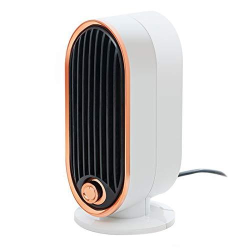 termoventilatore 700 DFFH Termoventilatore Elettrico in Ceramica Stufa Portatile 700W Stufetta Elettrica Basso Consumo