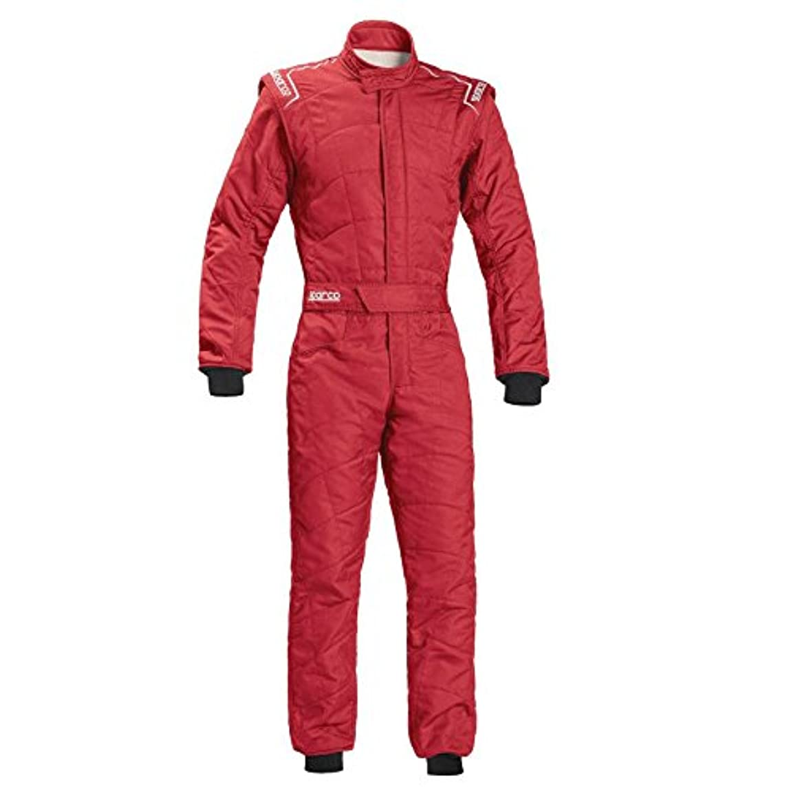 トリプル欠点偽造SPARCO (スパルコ) レーシングスーツ SPRINT RS-2.1 RED サイズ50 00109150RS