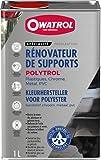 Owatrol polytrol, renovation des plastiques, pierre, chrome, marbre, granit ... 1L