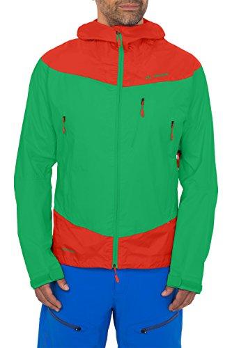 VAUDE Herren Jacke Men's Crestone Jacket, Apple Green, S, 04441