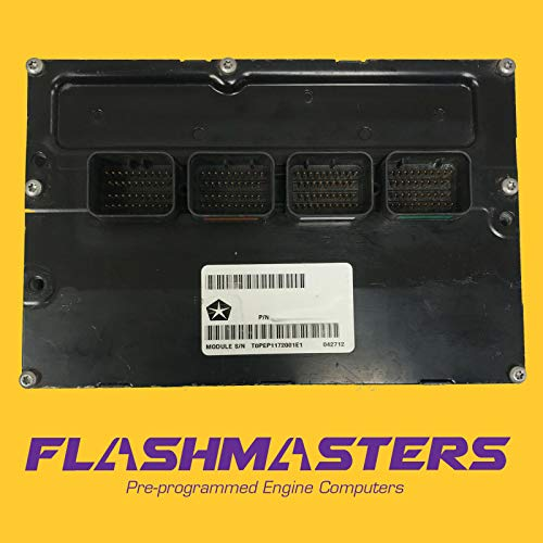 Flashmasters 2004 Neon 2.0L at Engine Computer 05034195 ECM PCM ECU Programmed to Your VIN