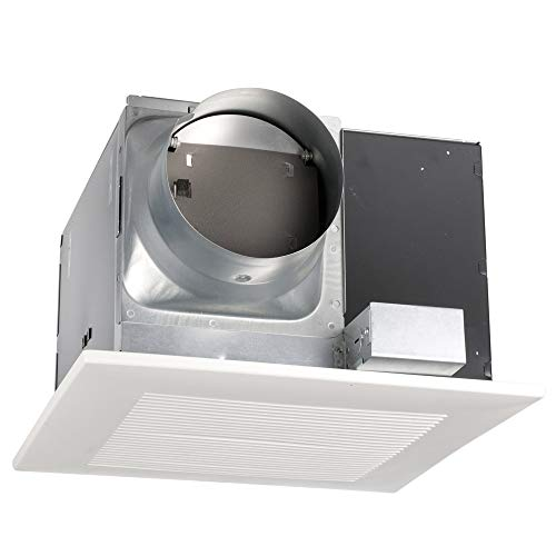 Panasonic FV-30VQ3 WhisperCeiling Ventilation Fan, Quiet Air Flow, Long Lasting, Easy to Install,...