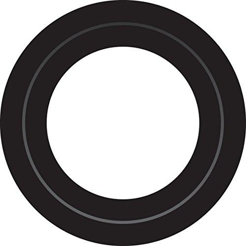 Lee Filters FHCAAR60 Ring für Hasselblad, Bajonett, Durchmesser 60 mm, Schwarz
