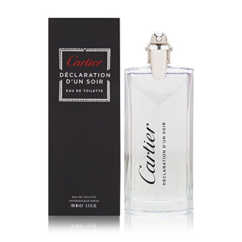 CARTIER Cartier Declaration D'un Soir Eau De Toilette Spray 100ml