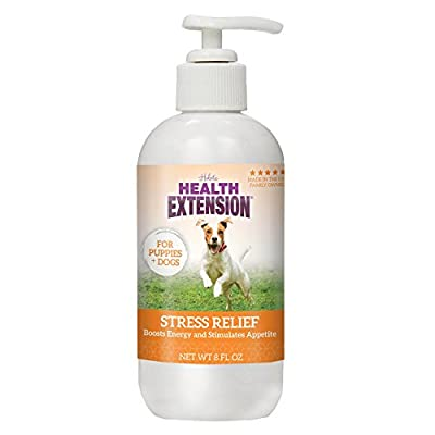 Health Extension Stress Relief Drops, 16-ounces