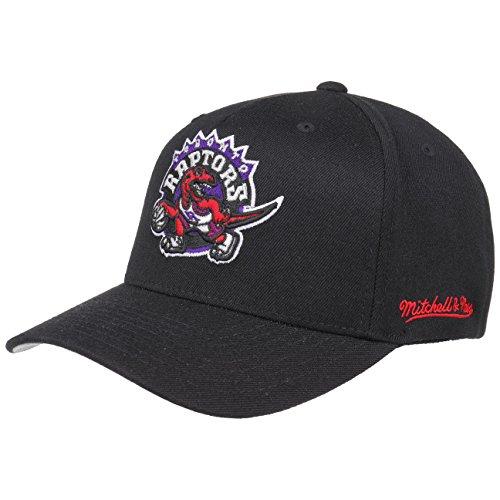 Mitchell & Ness Toronto Raptors INTL132 110 Curved Eazy NBA Flexfit Snapback Cap One Size