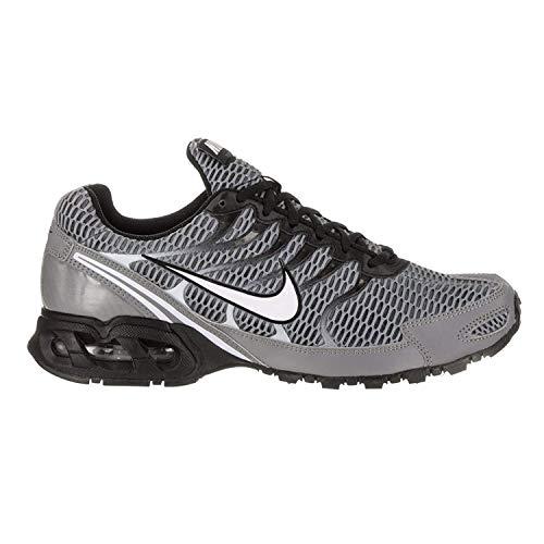 Nike Men's Air Max Torch 4 Running Shoe (11.5 M US, Cool Grey/White/Black/Pure Platinum)