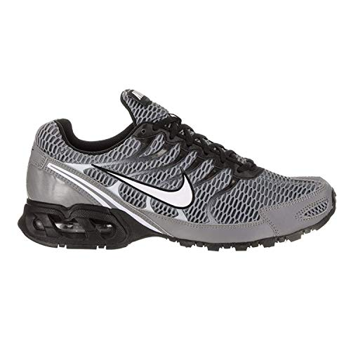NIKE Men's Air Max Torch 4 Running Shoe Cool GreyWhiteBlackPure Platinum Size 15 M US