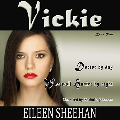Vickie audiobook cover art