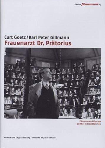 Price comparison product image Dr. Praetorius ( Frauenarzt Dr. Prätorius ) ( Dr. med. Hiob Prätorius ) [ NON-USA FORMAT,  PAL,  Reg.0 Import - Germany ]