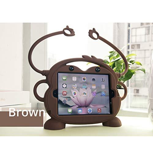 AIUSD Kid Friendly lleva la caja lavable de la tableta del soporte del silicón para el iPad Mini 1/2/3/4/5