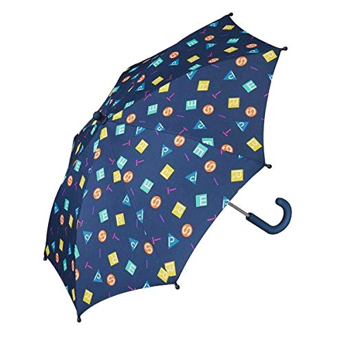 ESPRIT Long Kindergarten Letters Stockschirm Kinderschirm Regenschirm 50810
