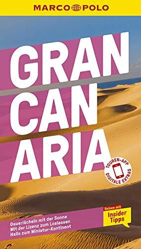 MARCO POLO Reiseführer Gran Canaria: Reisen mit Insider-Tipps. Inkl. kostenloser Touren-App