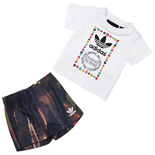 adidas Originals Pharrell X Set Bebé Niño Blanco 86 cm