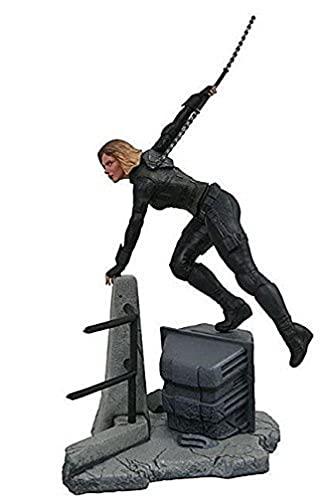 Diamond Select Toys Marvel Gallery: Avengers Infinity War - Black Widow PVC Diorama (APR182160)