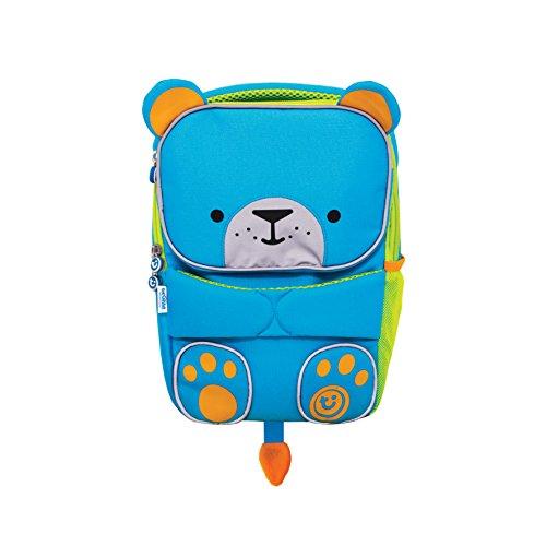 Trunki Kleinkindrucksack & Kindergartentasche - gut sichtbar - Bert (blau)