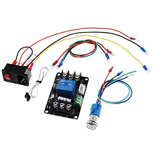 Yaootely 3D Drucker Teile Strom üBerwachungs Modul Fortsetzen der Automatischen Druck Wiedergabe Setzen Sie das Regler Modul für das Lerdge-X Board Aus