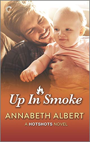 Up in Smoke: A Gay Firefighter Romance