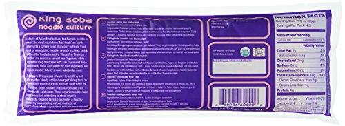 King Soba Gluten-Free Organic Thai Rice Pasta Noodles 8.8oz